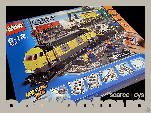 Lego City Train Deluxe Set New Ebay